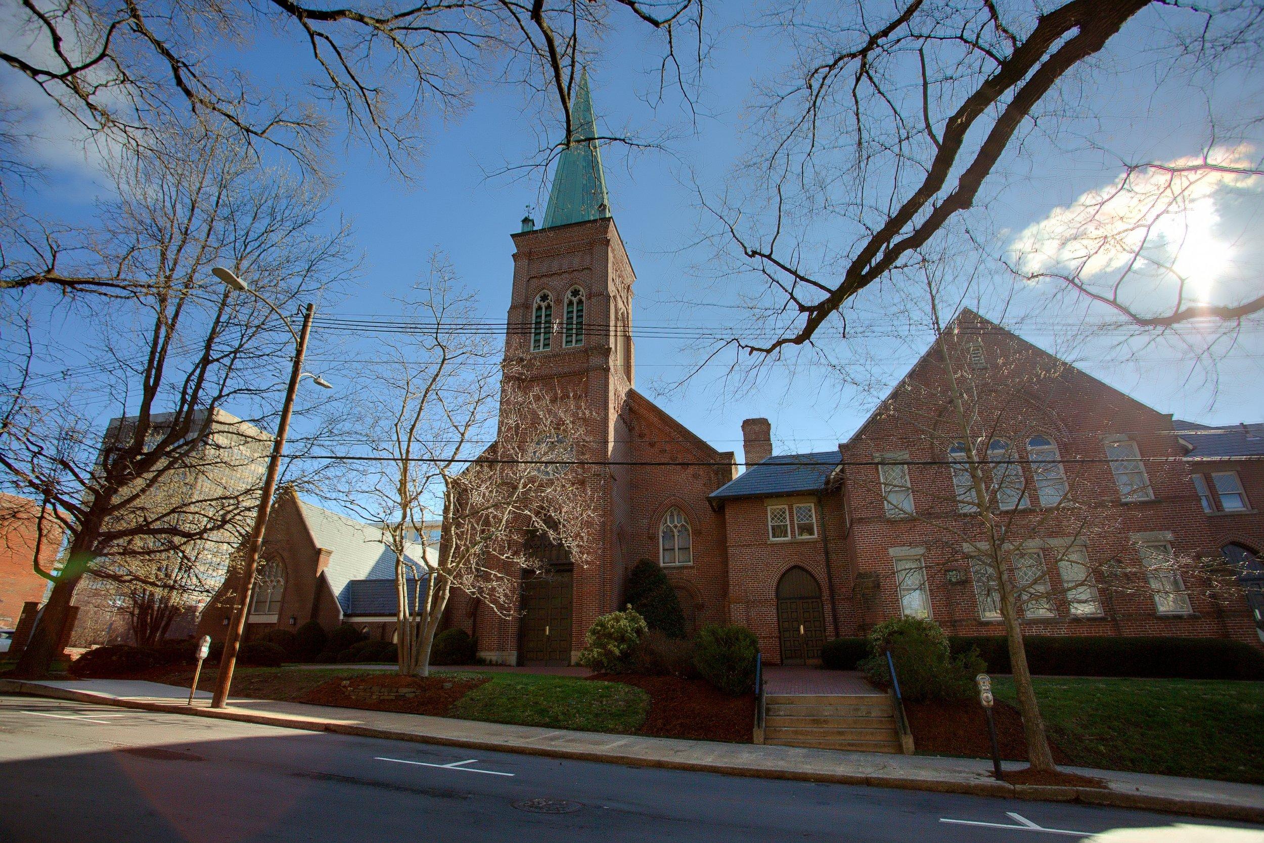 Church Street parking