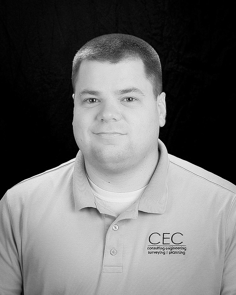 Dustin Johnson, PE, LEED AP - Project Manager   Dustin has served as project manager at CEC since October 2015. He holds a Bachelor of Science in Civil Engineering and a Master of Engineering from the University of South Carolina. Dustin has over 12 years of industry experience in private consulting and construction. Dustin also co-manages the Information Technology for the company. Dustin is from Prosperity, South Carolina, and enjoys traveling, spending time with family, and volunteering at his church when away from the office.