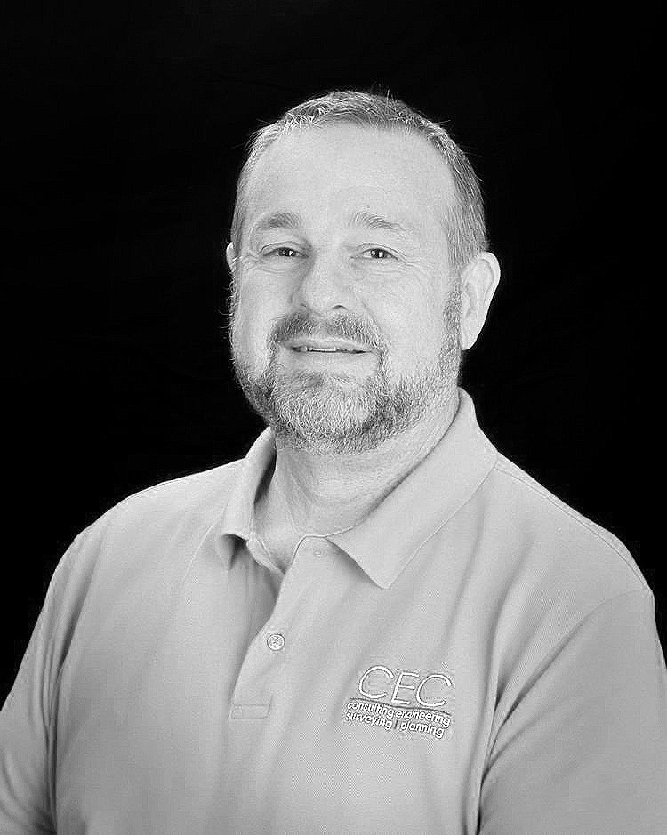 Mike Dinkins - Project Manager   Mike serves as a project manager at CEC and has been with the company for over 37 years. Mike has a diploma in Industrial Technology from Midlands Technical College, and has extensive experience in residential and commercial development. Mike lives in Lugoff, South Carolina and is a proud husband, father, and grandfather. When away from the office, Mike is very active in his church and enjoys playing golf and spending time with his family.