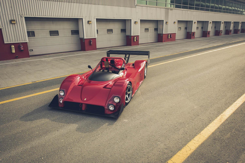 1994 Ferrari 333 Sp Ecurie