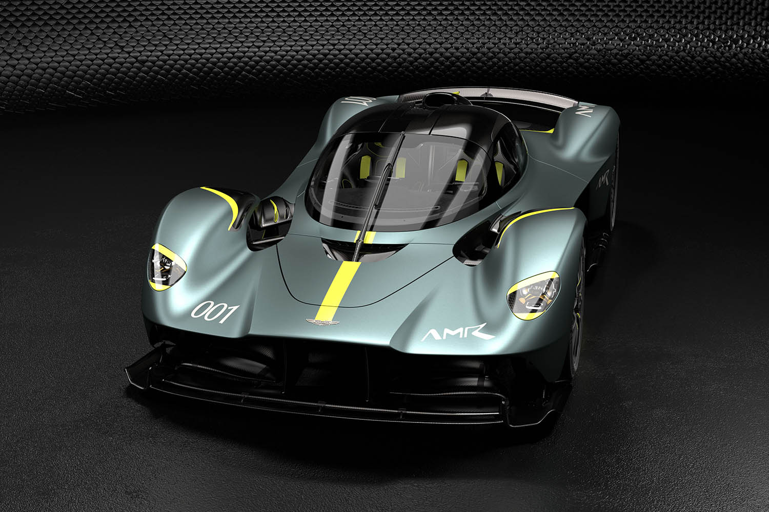 Aston Martin Valkyrie with AMR Track Performance Pack - Stirling Green and Lime livery (1).jpg