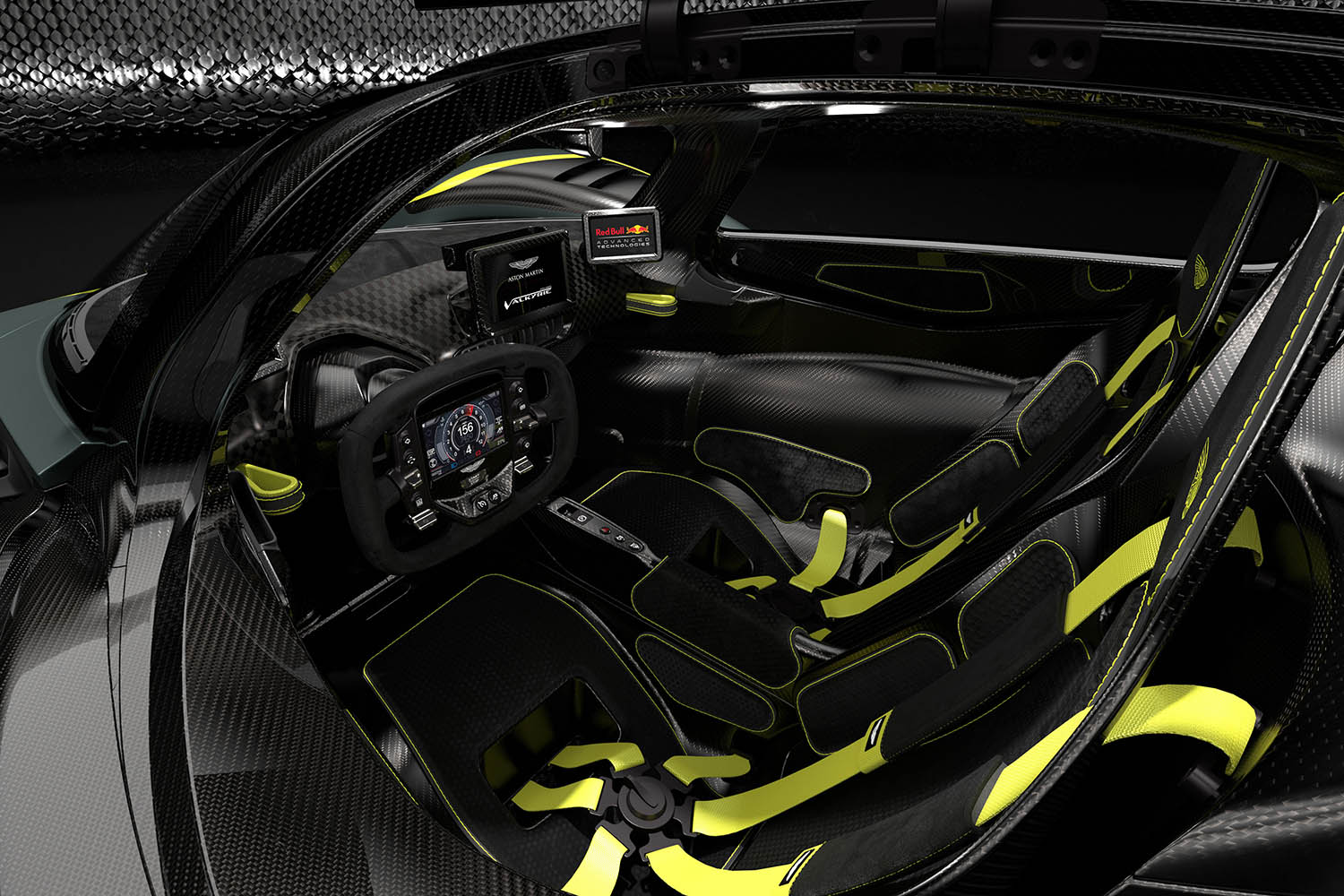 Aston Martin Valkyrie with AMR Track Performance Pack - Stirling Green and Lime livery (5).jpg