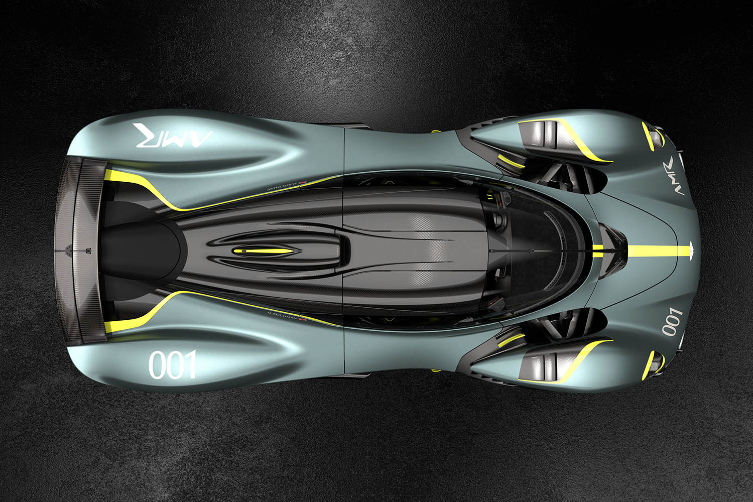 Aston Martin Valkyrie with AMR Track Performance Pack - Stirling Green and Lime livery (4).jpg