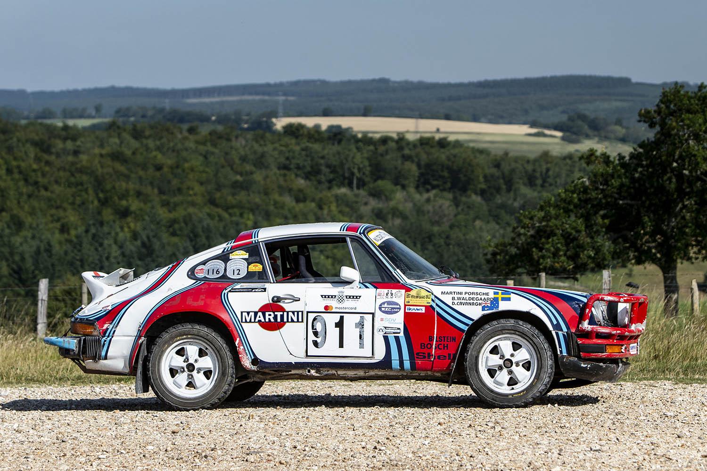 1976 Porsche 911 Carrera 3.0-Litre Rally Car side.jpg