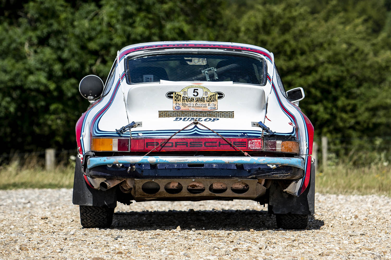 1976 Porsche 911 Carrera rear.jpg