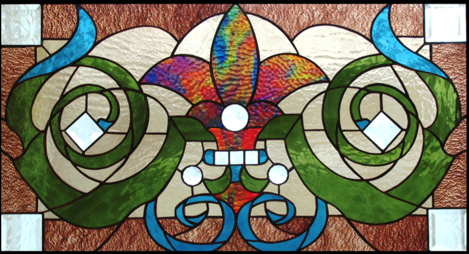 Daniel McKenna - http://glassoriginals.netOffering glass familiar to a wide audience, we present the purity of color with stained glass. In the copper foil technique, we create contemporary art in a timeless tradition that enhances any home.