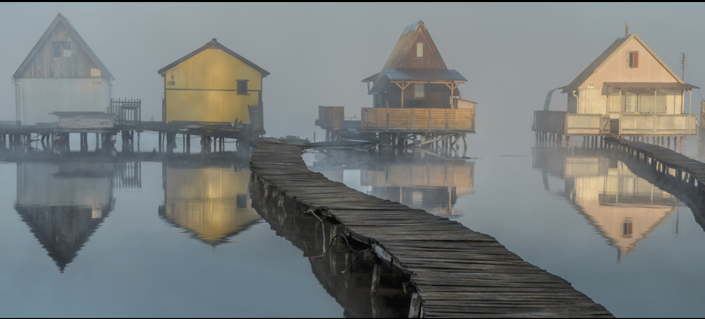 Jason Pavalonis - http://pavalonis.comThe work is boldly artistic landscape photography. Each scene is carefully chosen for its composition, color palate and spatial qualities. Only minor adjustments are made outside the camera.
