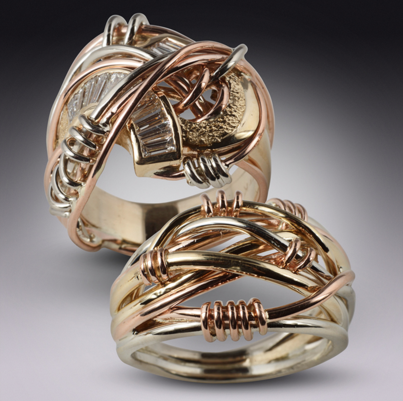 Jewelry- Mark Grosser