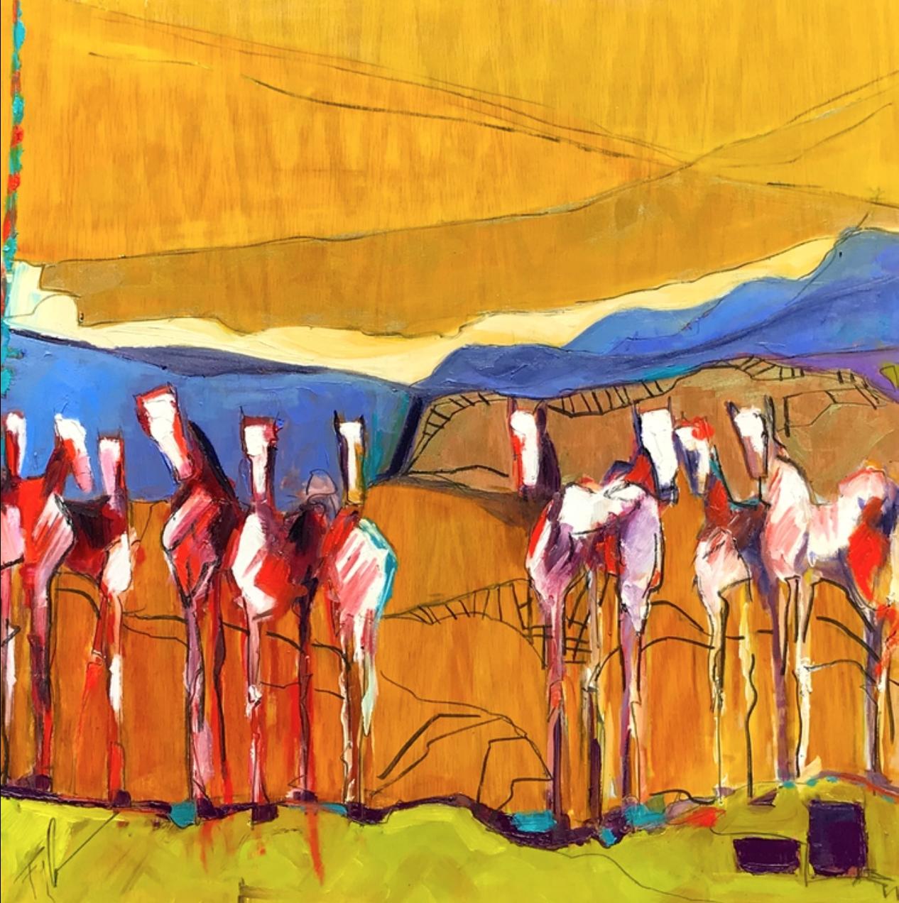 Painting- Faye Crowe