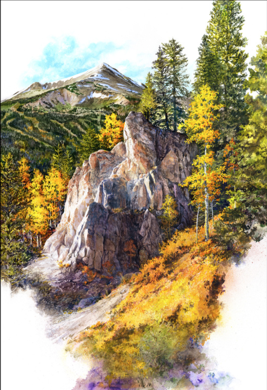 Painting- Bruce White