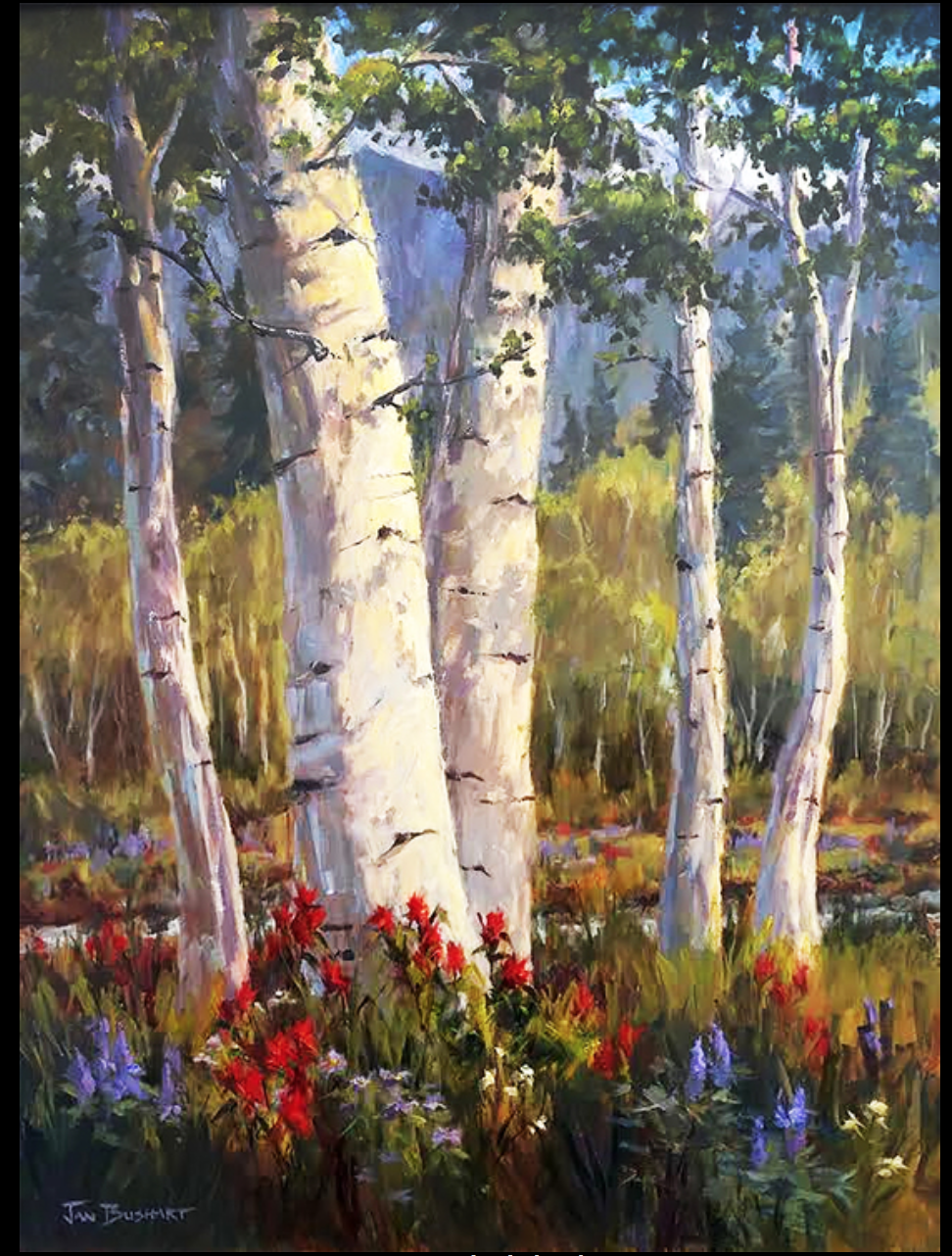 Painting- Jan Bushart