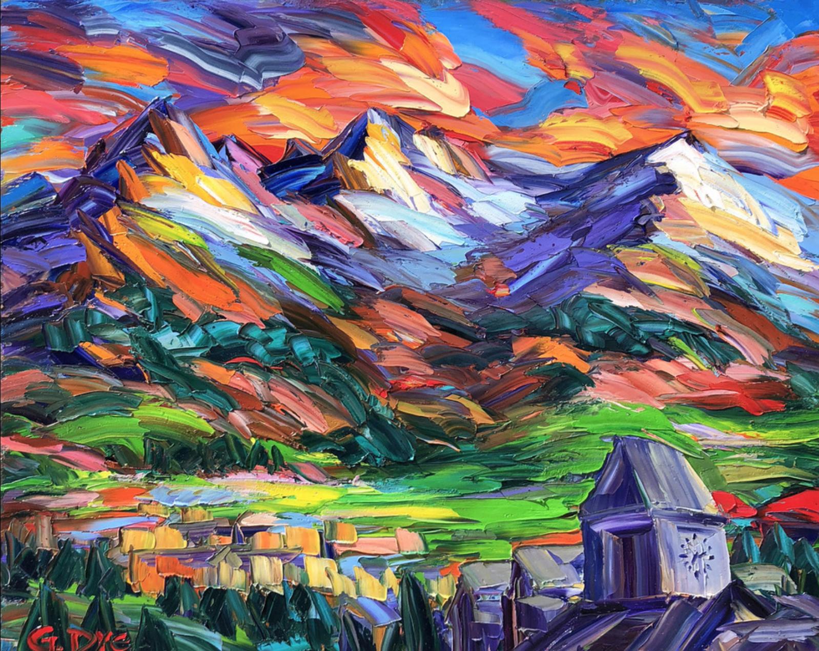 Painting- Greg Dye