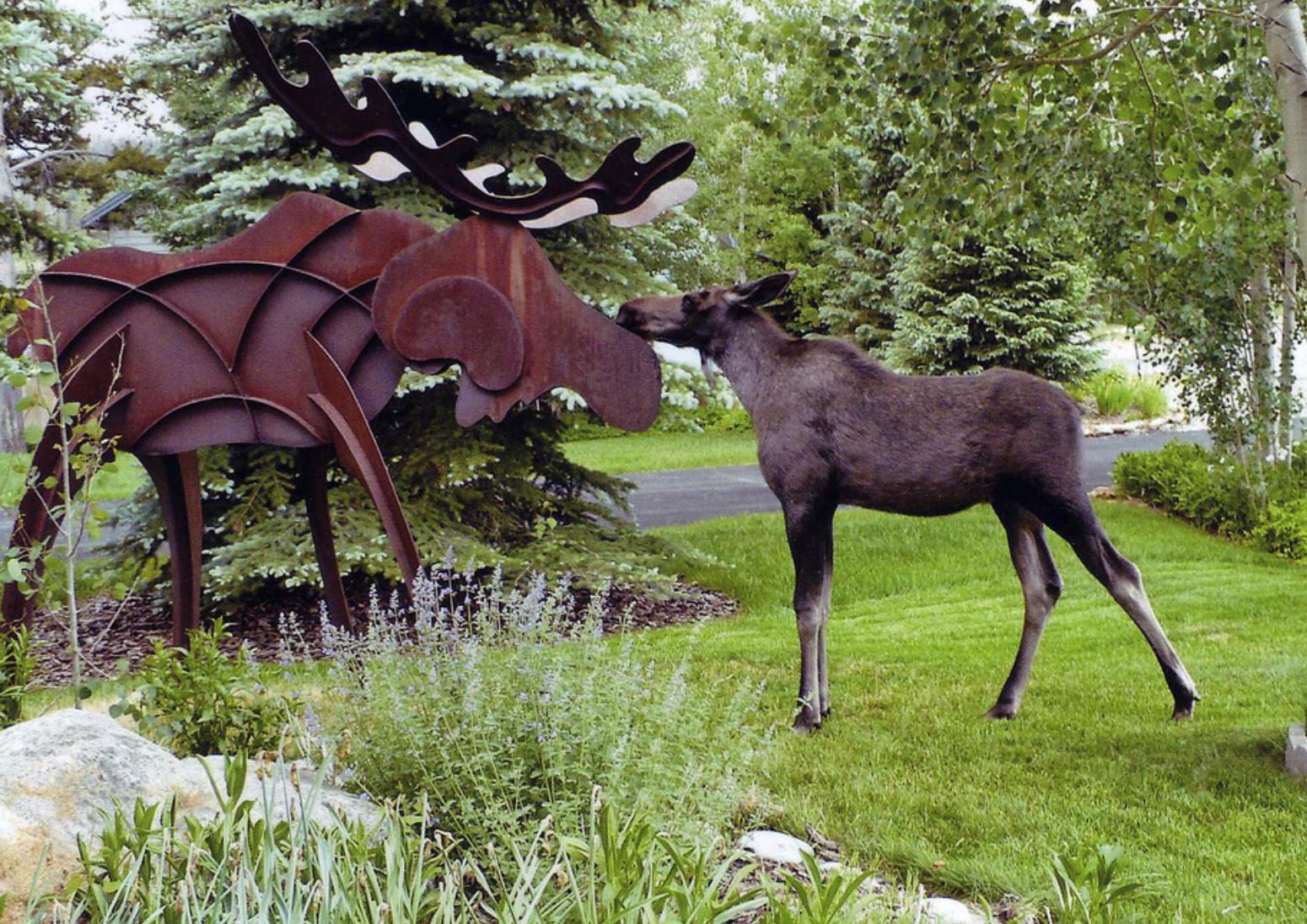 Sculpture- Fredrick Prescott