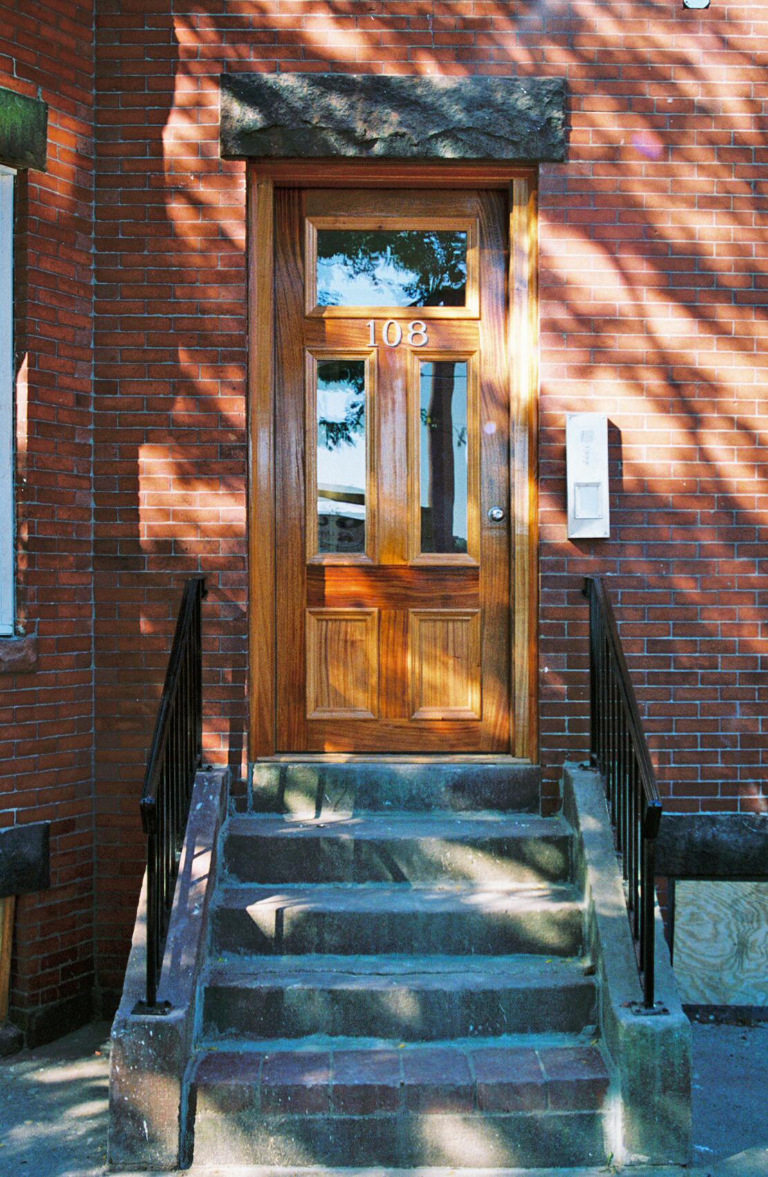 106-108 Hammond Street New Entry Door.jpg