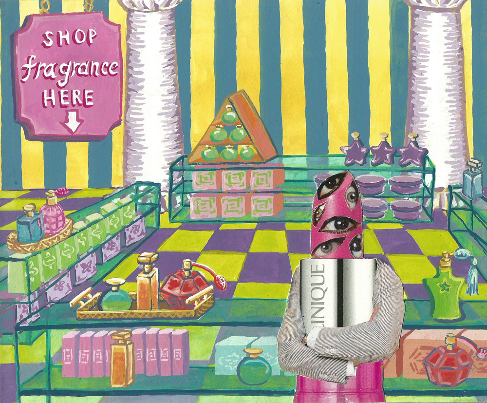 The Perfume Counter