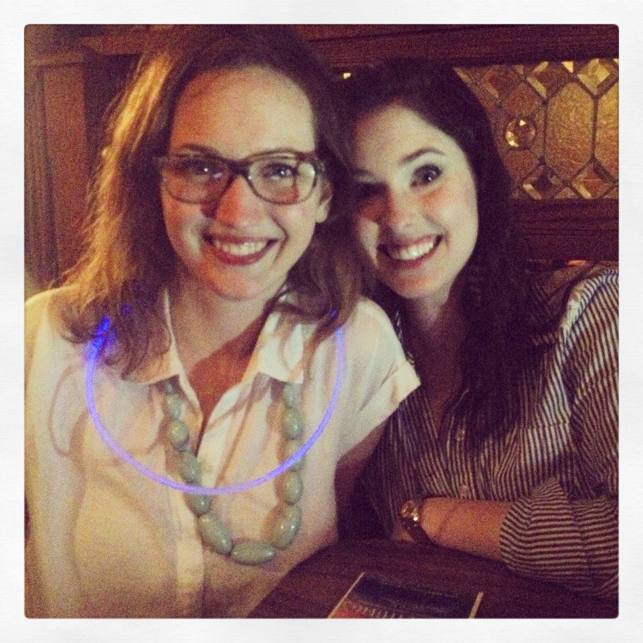 Megan Kelly and Kate Grabau, co-founders of Better Than Shakespeare