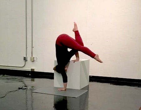 Christiana Rose demonstrating  The Box, revisited