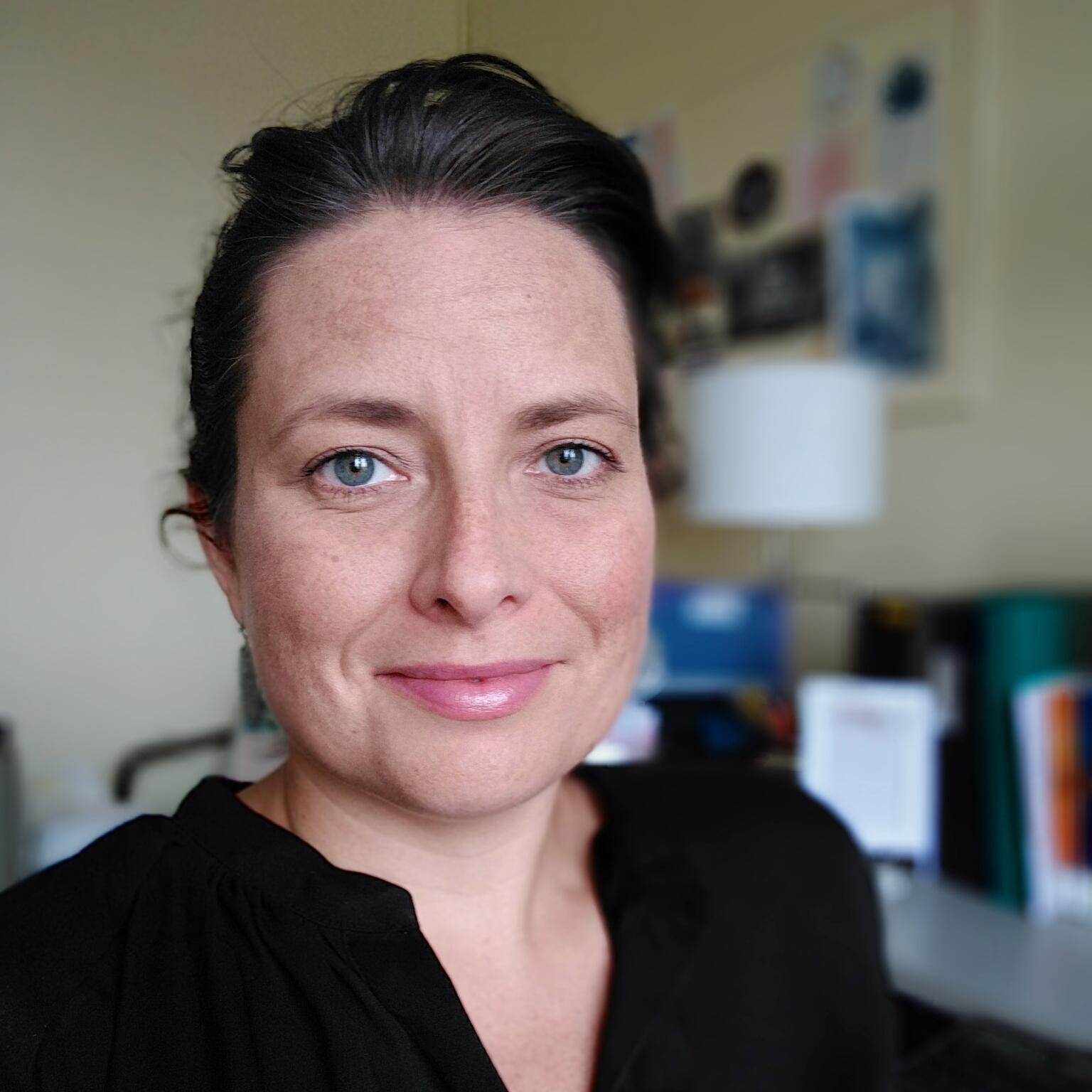 Hillary Maxwell, Research Coordinator