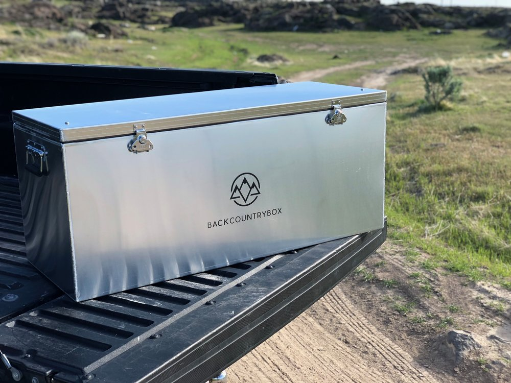 Aluminum Box Waterproof
