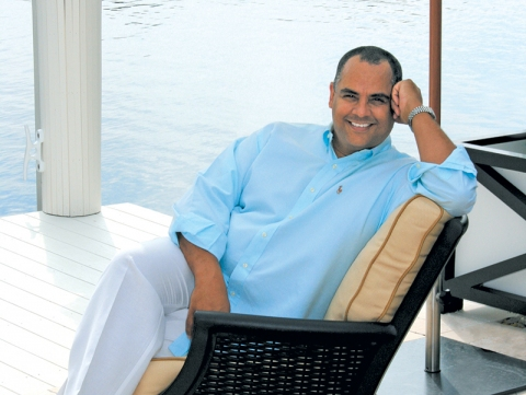 Patrick Knowles - The founder and president of Patrick Knowles Designs – an award-winning interior design firm based in Fort Lauderdale, FL.Patrick creates one-of-a-kind interiors for private superyachts, planes and residences to a discriminating global clientele.