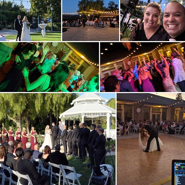 From beginning to end we celebrated Matt & Shelby!  Props to @jamisonevents for putting together the perfect day and adding personal touches to make it extra special! #Weddingwednesday #weddingday #weddingdj #instabride #ido #bride
