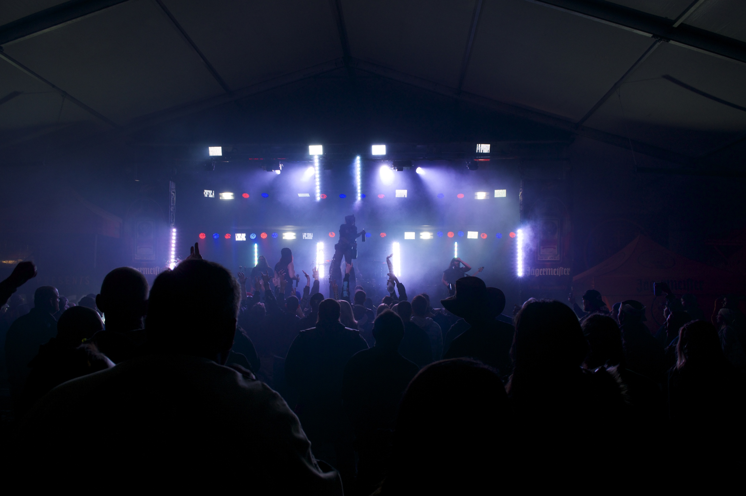 Concert Lighting Patrick J Brodnicki Lighting Design And Programing