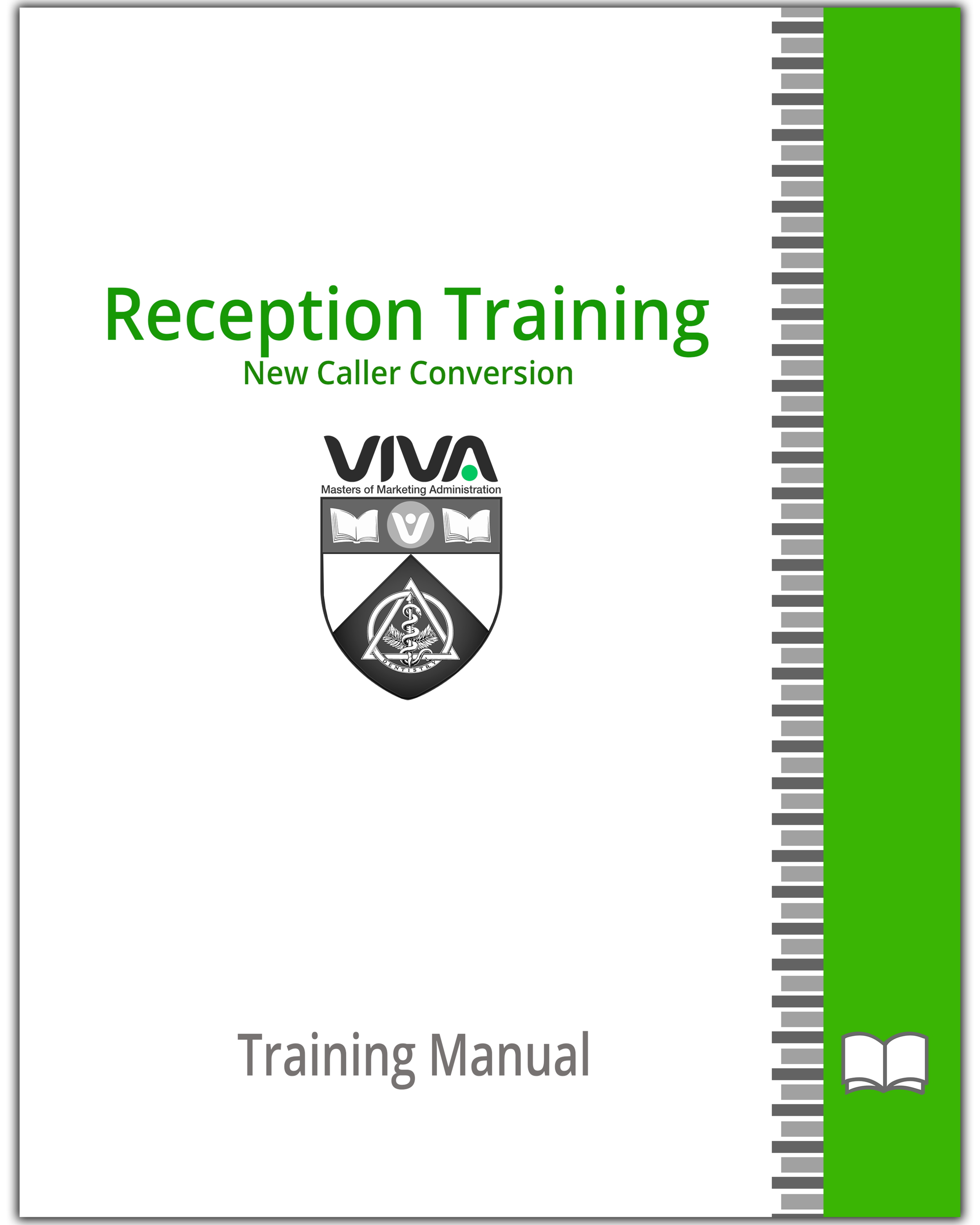 reception conversion training course