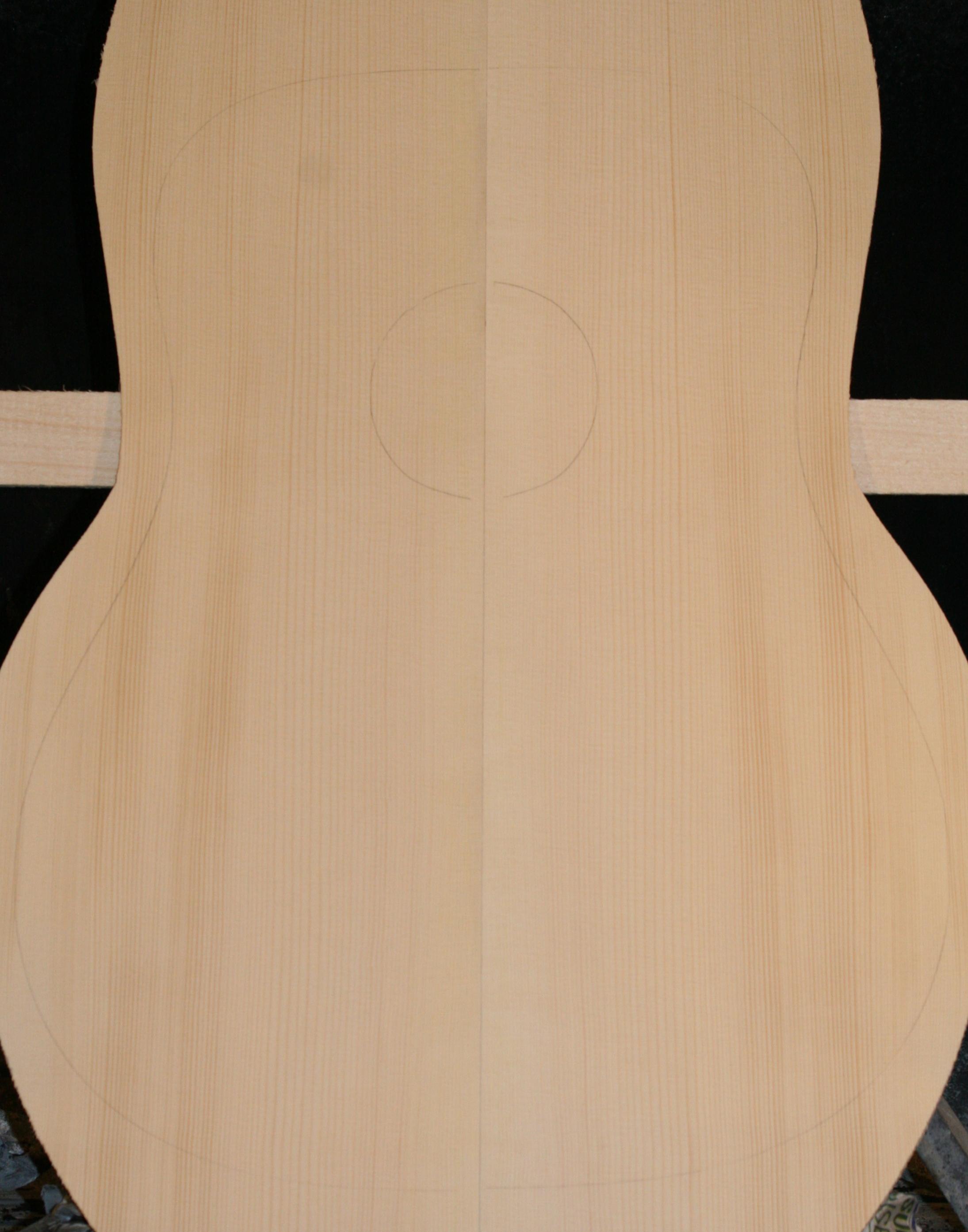$65 Guitar Top