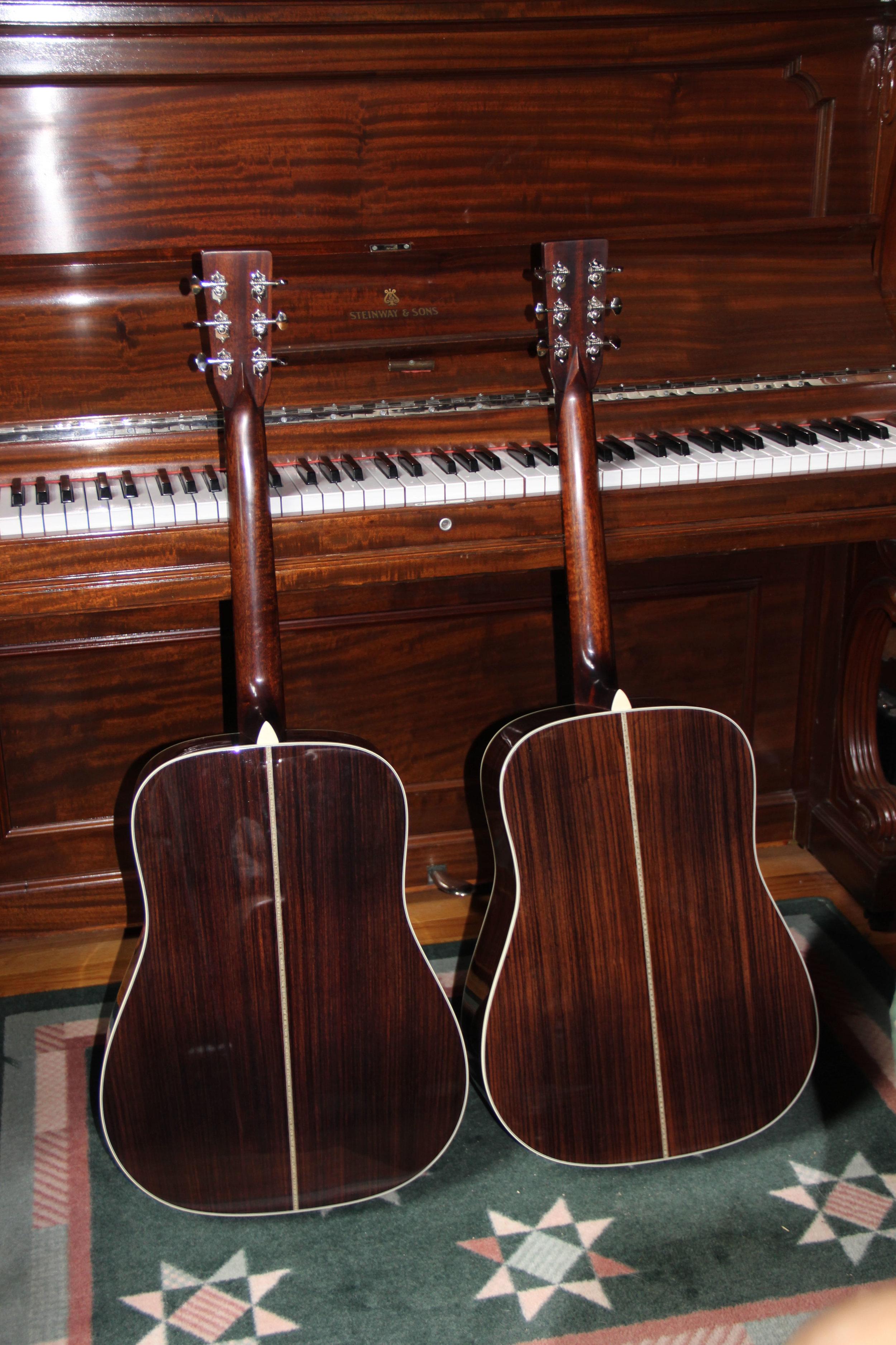 Eastman Custom Guitars