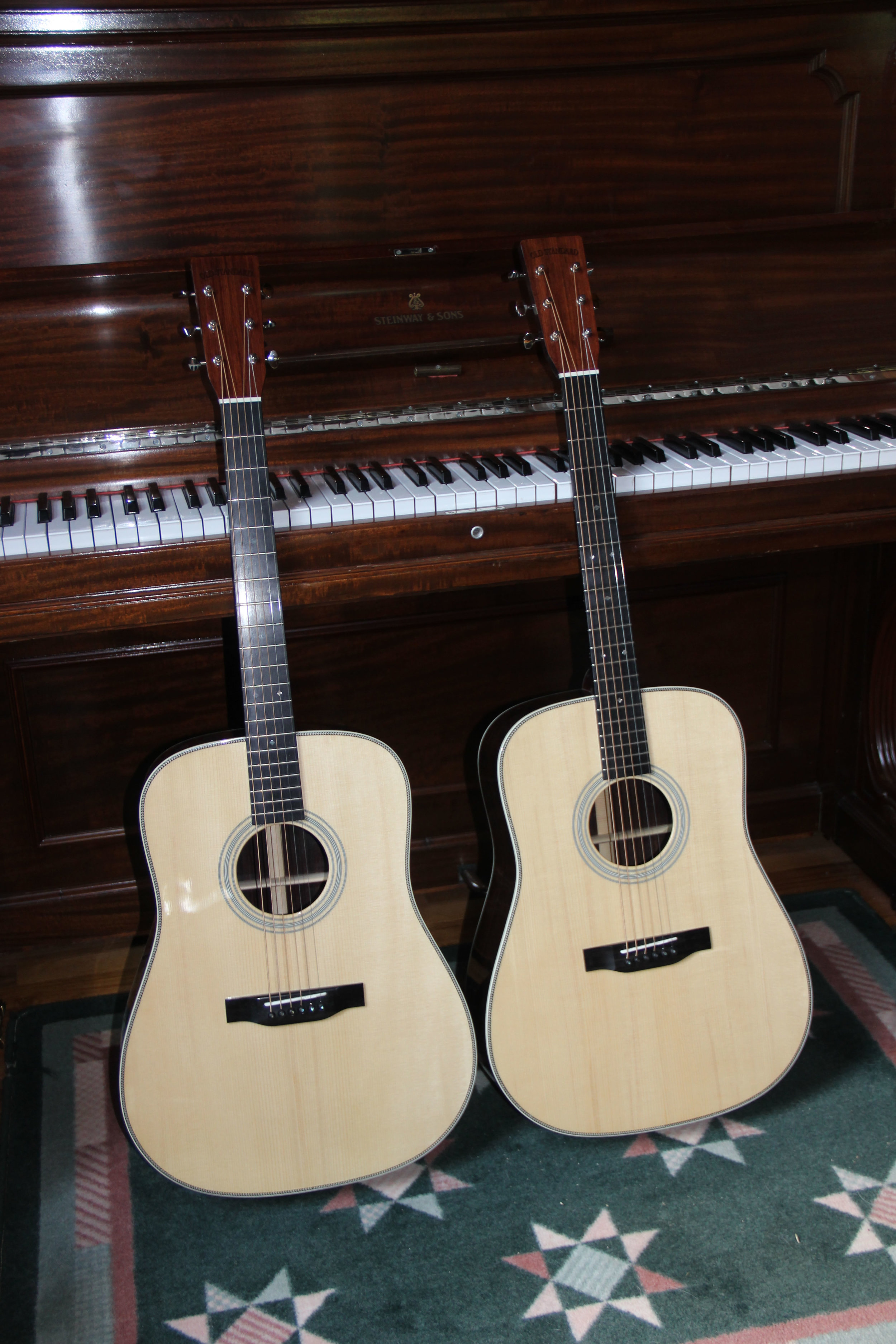 """Eastman """"Old Standard"""" Guitars"""