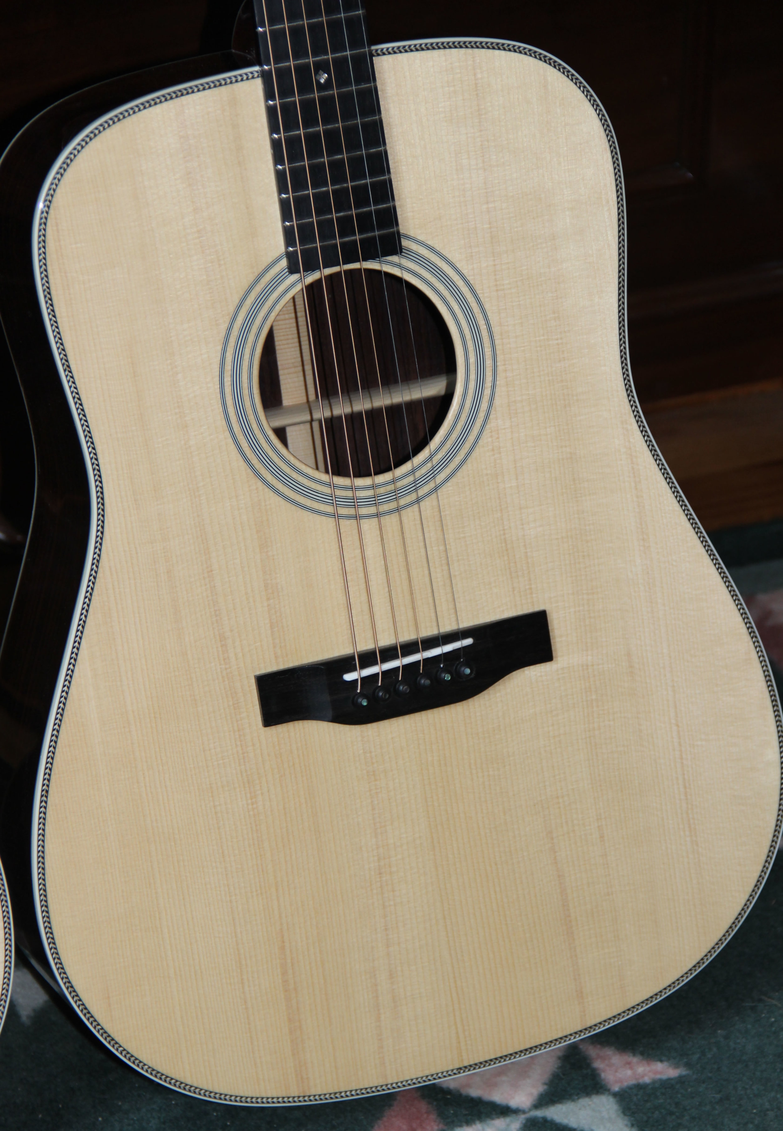 Eastman Custom Guitar