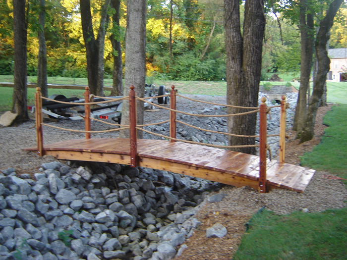 Plum Creek Foot Bridges    Units Needed: 3          Cost: $????   East Plum Creek bisects our property, forcing clients to cross the creek often to access programming areas.  Our current bridges are beginning to age and we'd like to replace them.  Each bridge must span an approximate 20-25 foot crossing. We don't need anything fancy, just simple, sturdy, and most importantly, safe