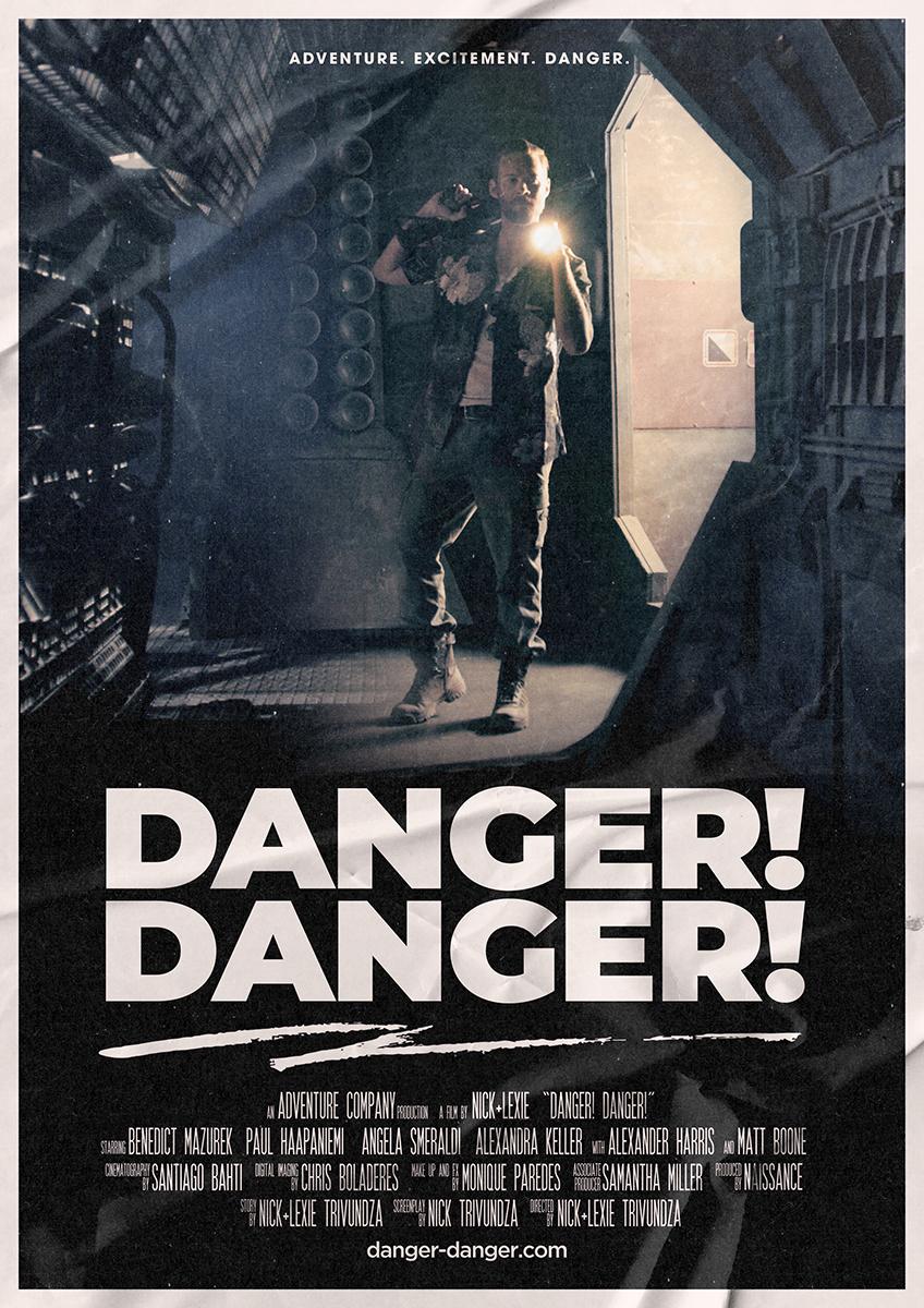 Danger Danger - 80s Poster 1.jpg