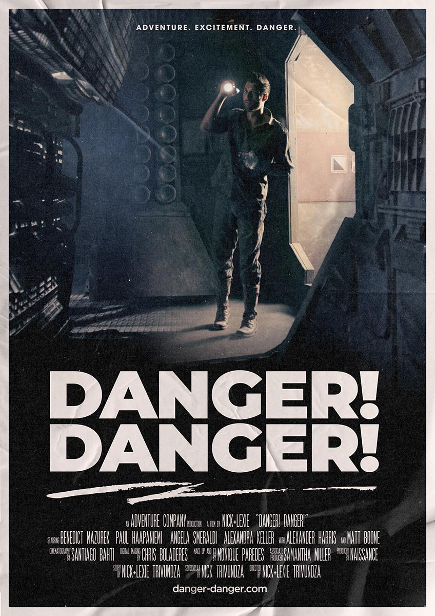 Danger Danger - 80s Poster 2.jpg