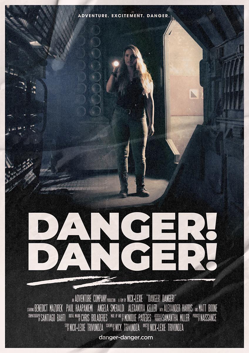 Danger Danger - 80s Poster 3.jpg