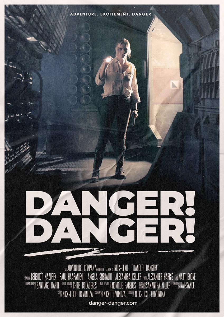 Danger Danger - 80s Poster 4.jpg