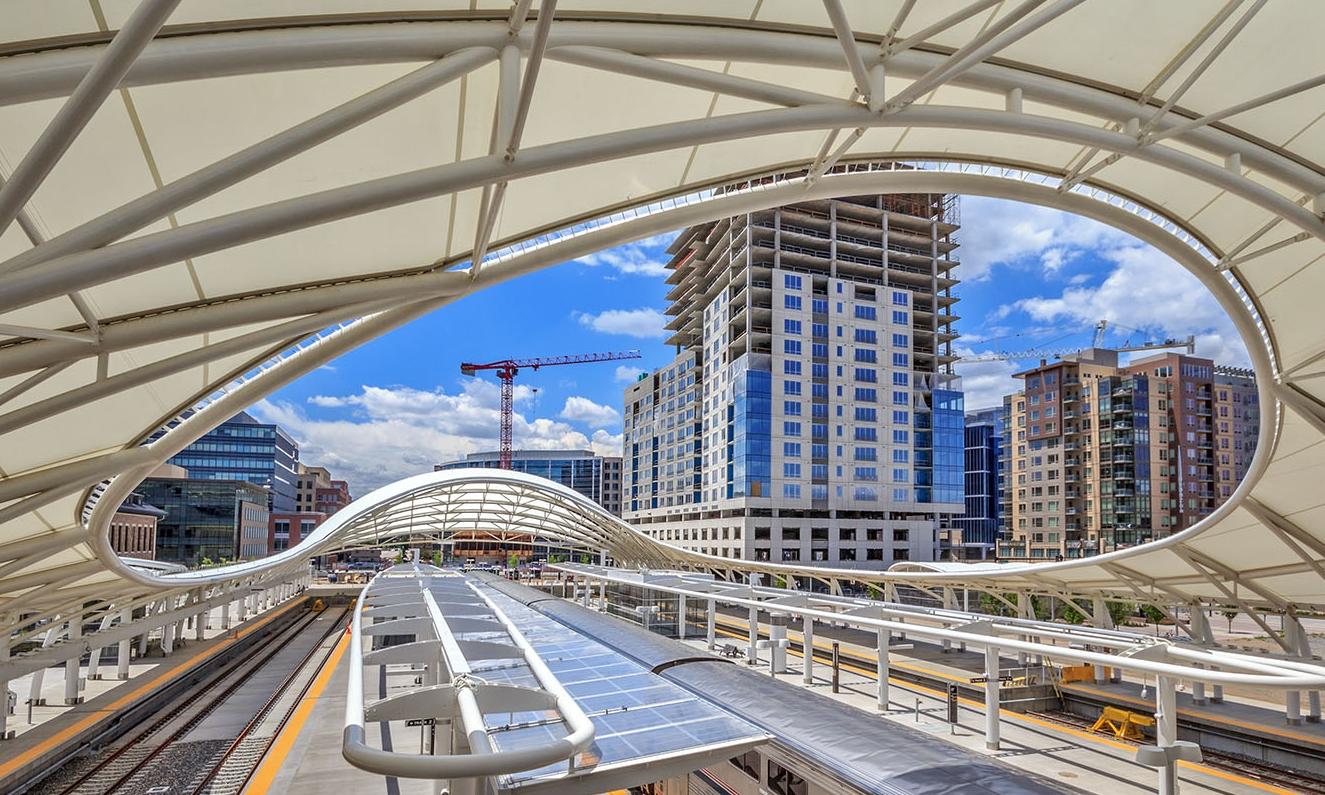 Transit-Oriented Redevelopment