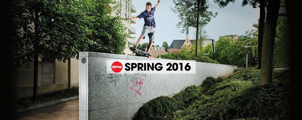almost skateboards spring 16