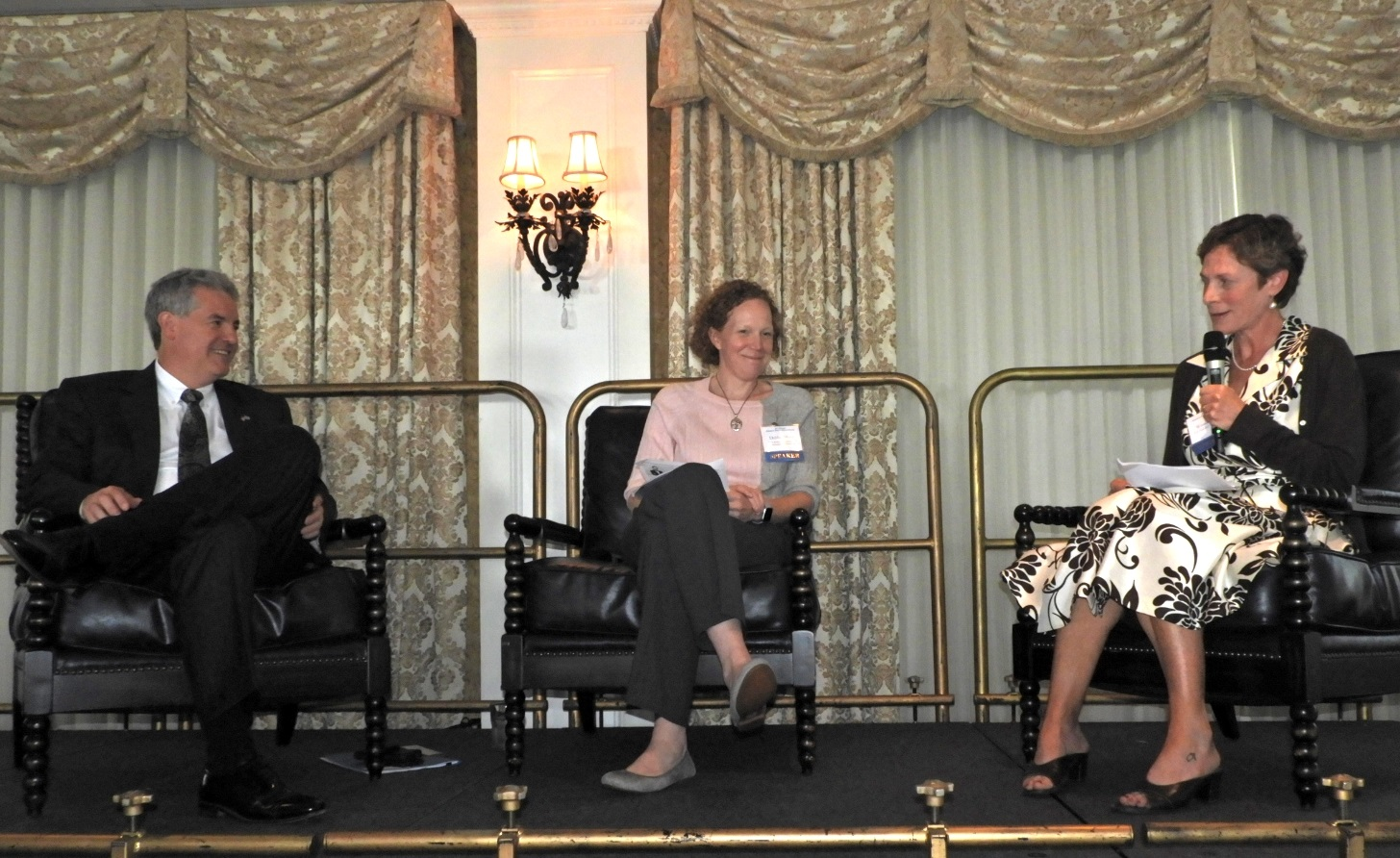Opening plenary speakers: Secretary Shawn Garvin, Delaware Department of Natural Resources and Environmental Control; Deputy Commissioner Debbie Mans, NJ Department of Environmental Protection; Wendi Weber, Northeast Regional Director, U.S. Fish and Wildlife Service