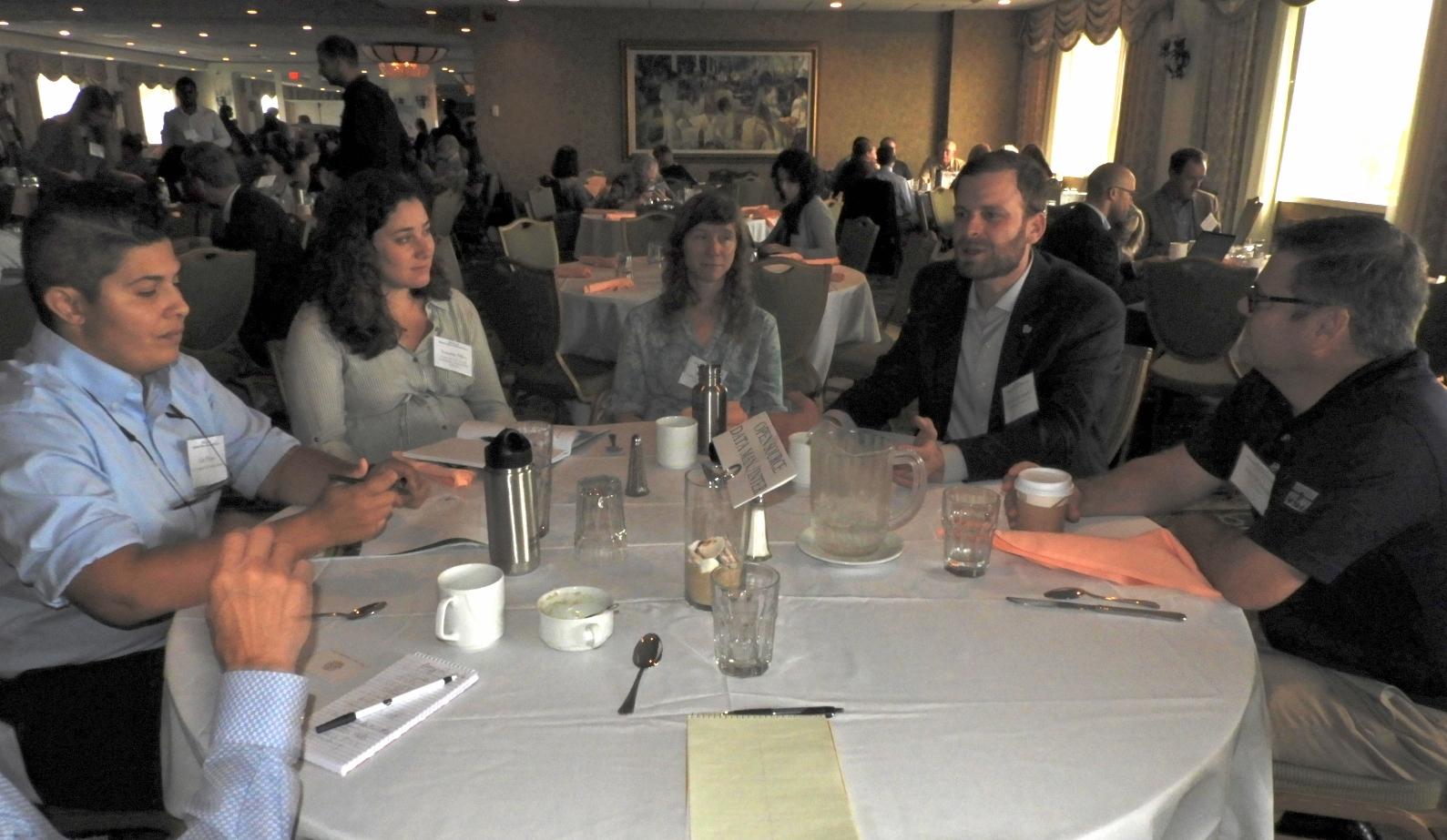 Delaware River Watershed Forum Breakfast Roundtable
