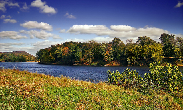 Delaware River, Pike County–Sussex County Line by Nicholas A. Tonelli
