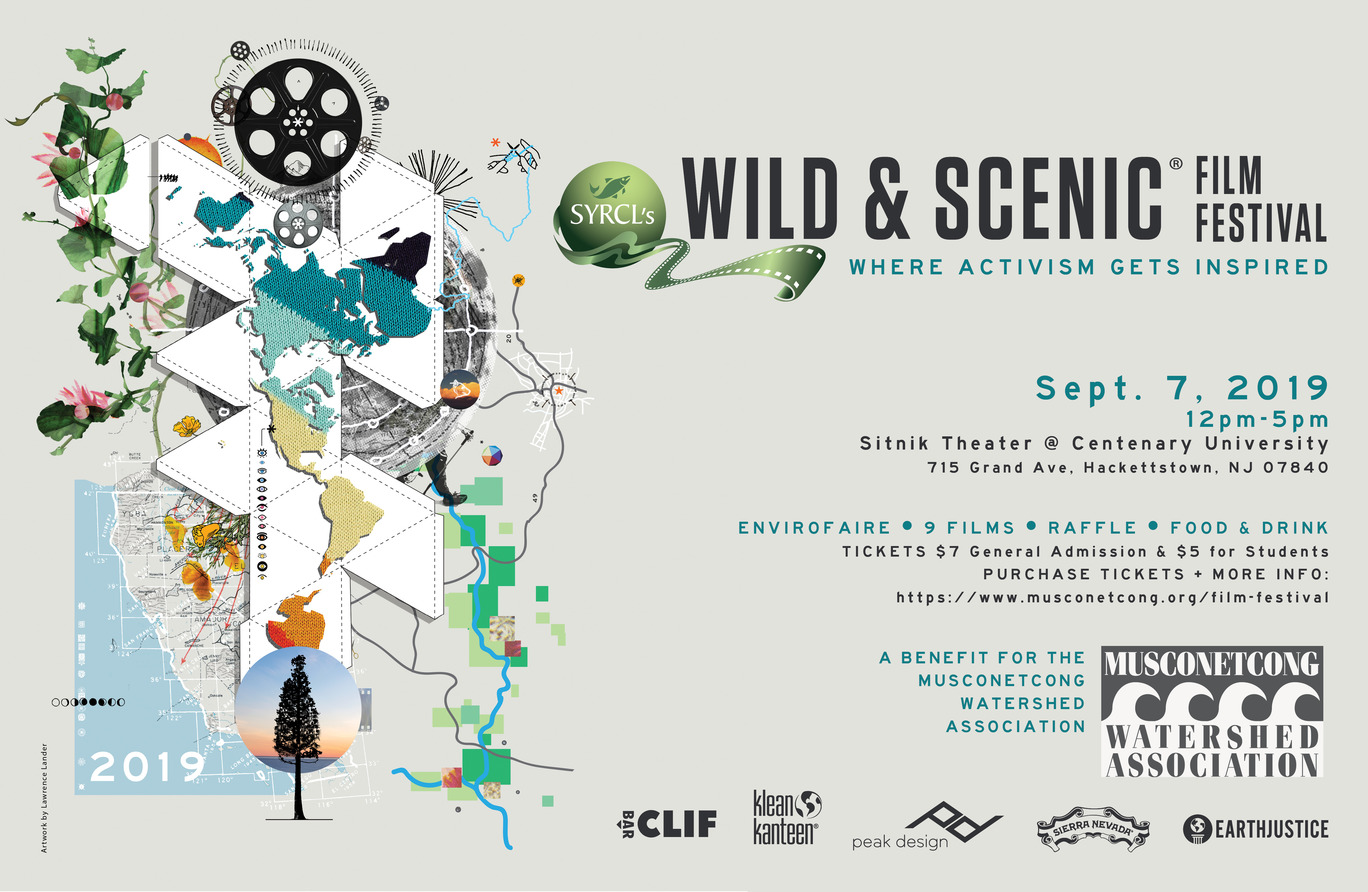 Coalition For The Delaware River Watershed Wild Scenic Film Festival On Tour Hackettstown Nj