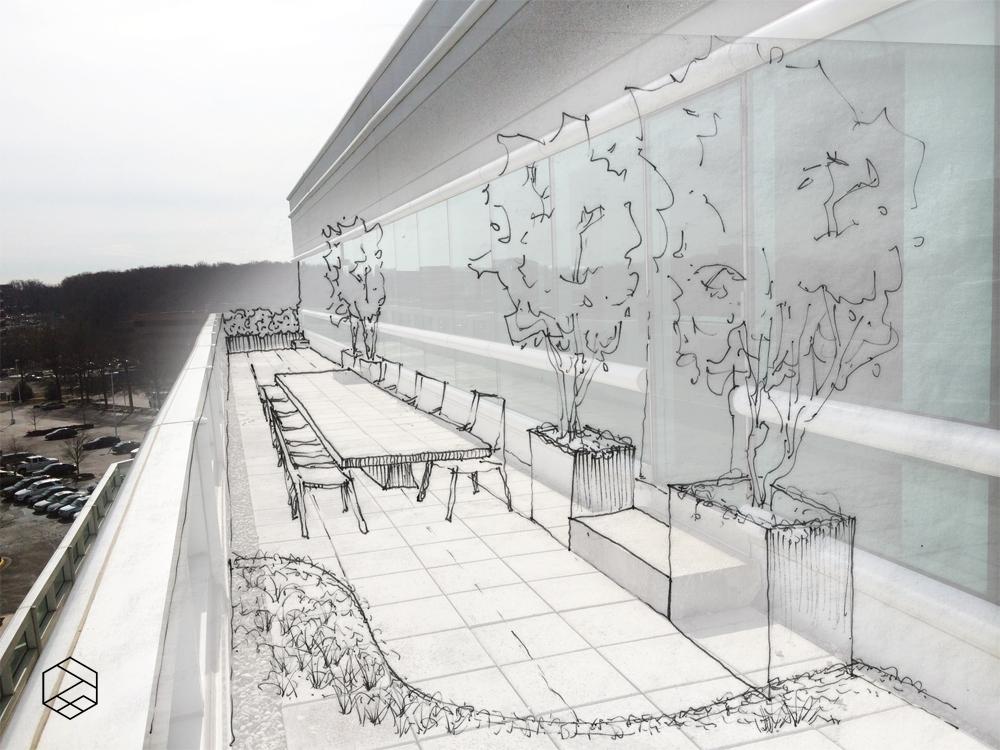 Reston Office Terrace