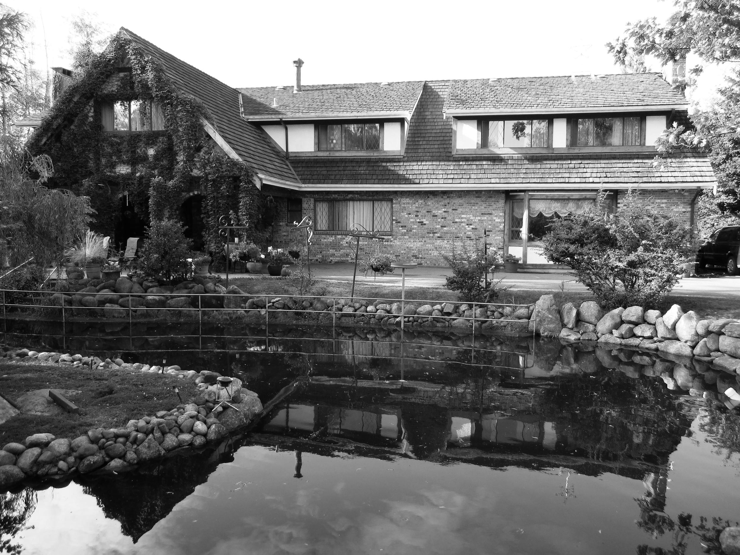 Steunenberg residence