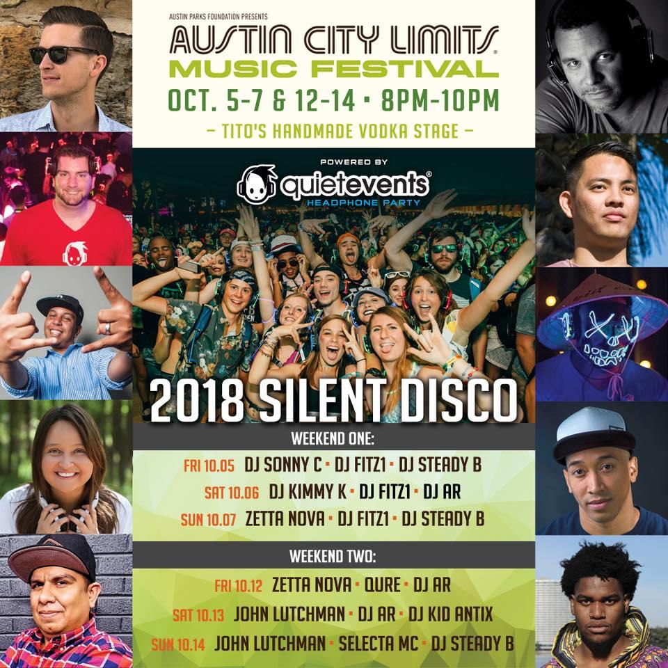 DJ Kimmy K ACL 2018