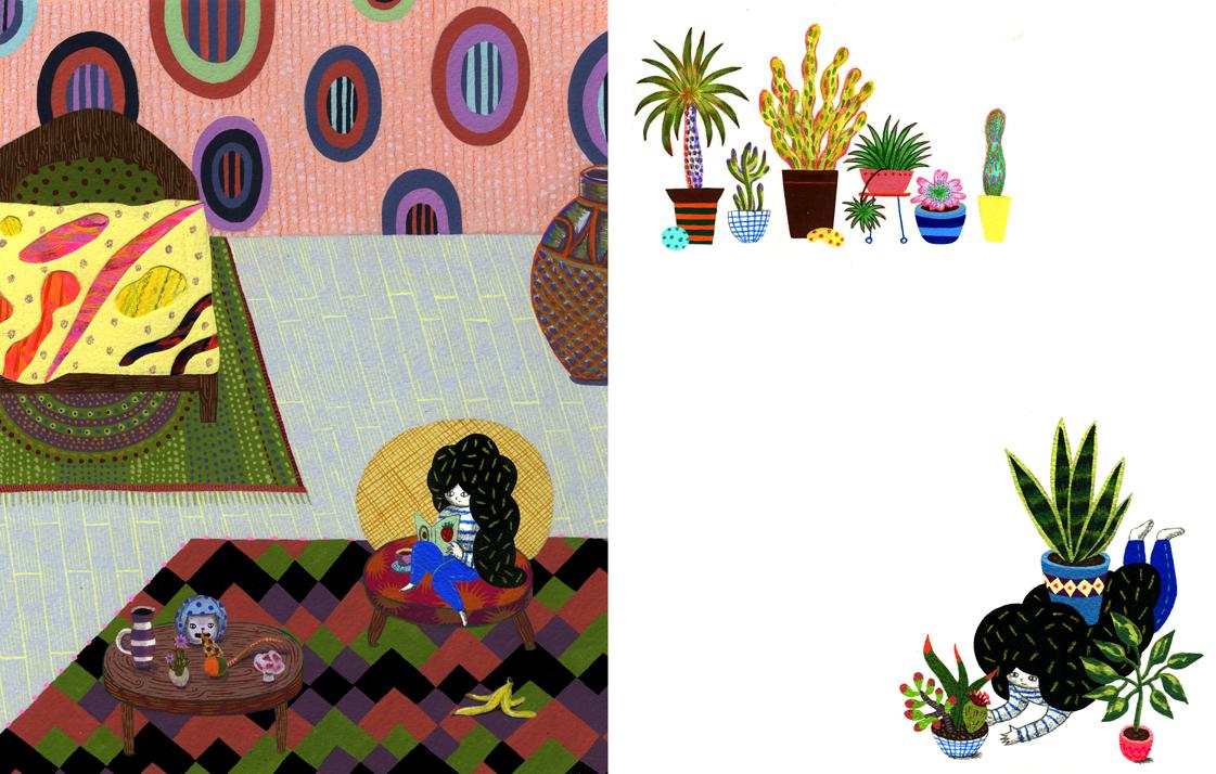 Plants!  - Personal Piece