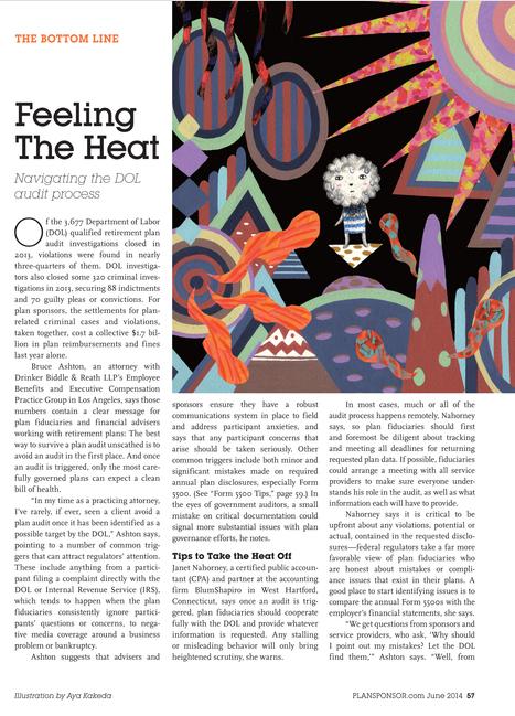PlanSponsors Magazine