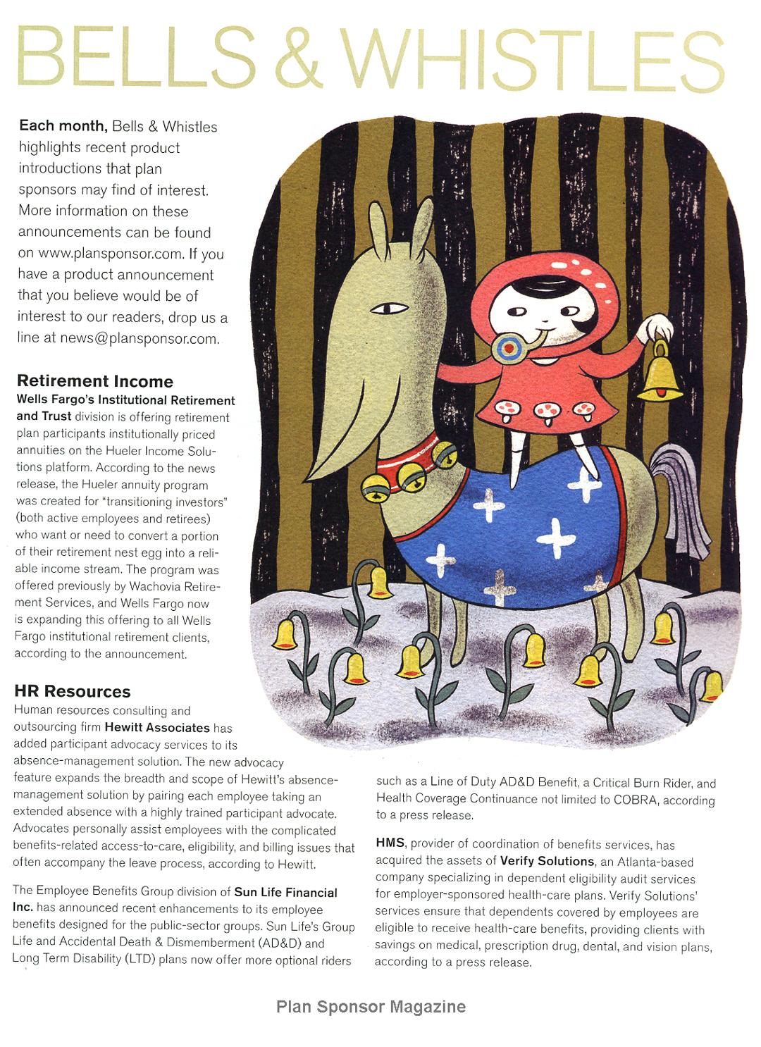 PlanSponsor Magazine