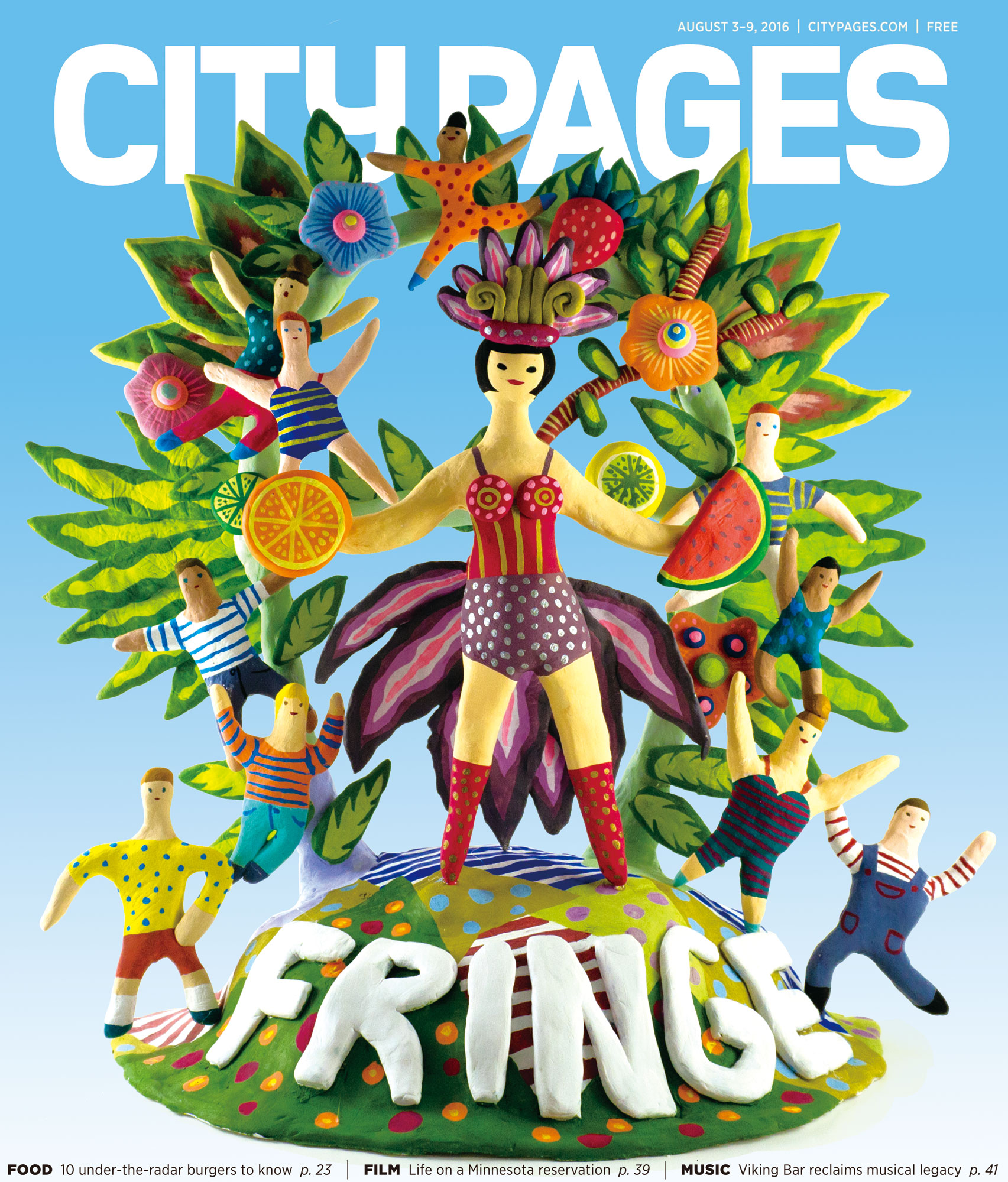 City Pages Magazine