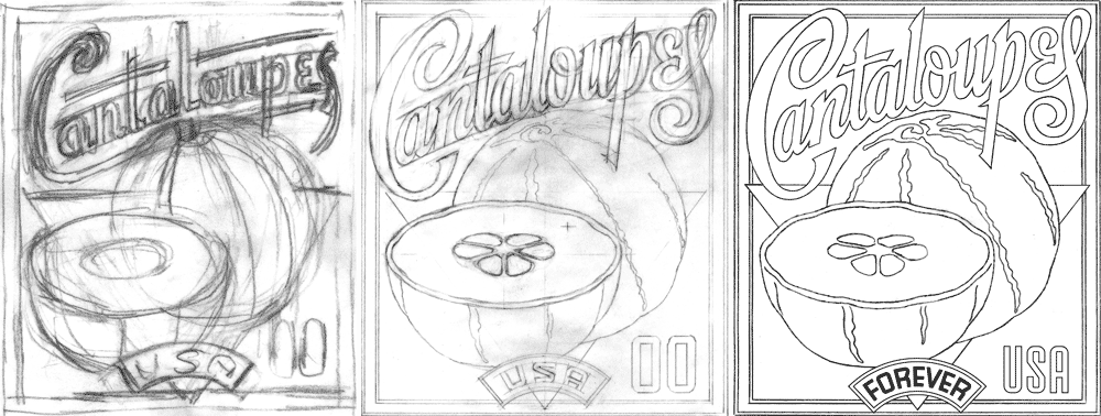 Cantaloupes Roughs